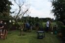 Scheibe aufhängen bei Majestät Peter Brause_1