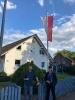 Flaggen zum ausgefallenen Schützenfest_5